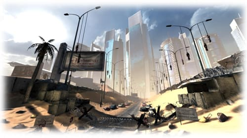 Dubai lies in ruins in Spec Ops: The Line on PC at GAME