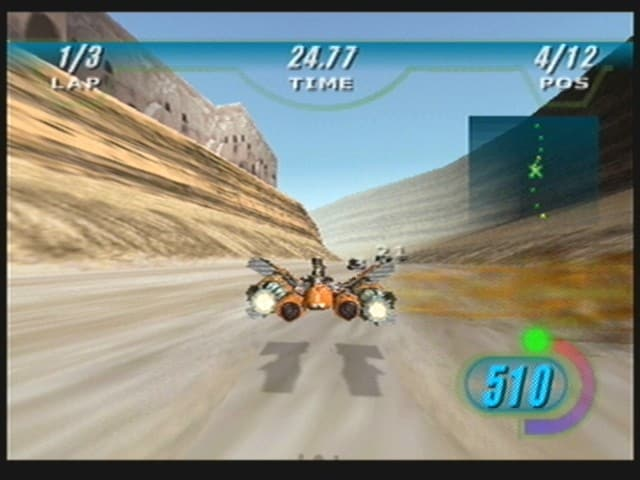 Star Wars: Episode 1 Racer for N64