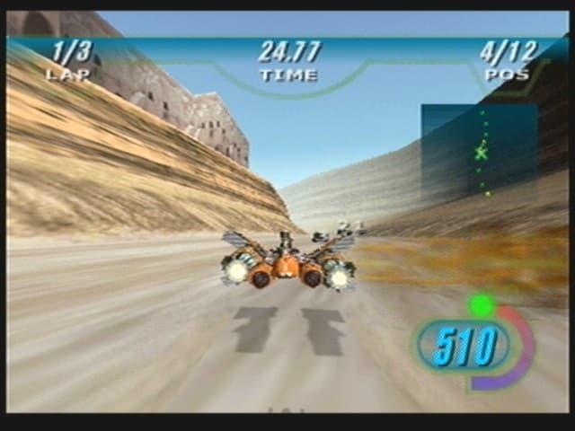 Star Wars: Episode 1 Racer for N64