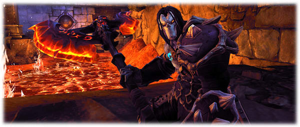 Death Rides in Darksiders 2 on PC, PS3 and Xbox 360 at GAME