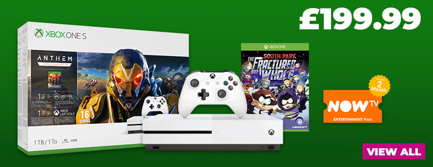 Xbox One S Console Deals