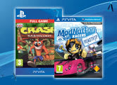 PSN Vita Downloads