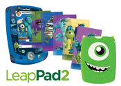 LeapPad 2 : Monsters University Edition