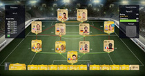 FIFA 15 Ultimate Team On PlayStation Network (PSN)