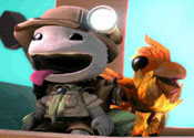 Little Big Planet 3 - Only On PlayStation 4