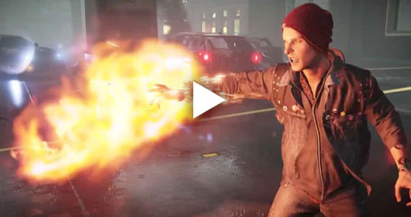 Watch the inFamous Second Son Trailer