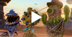 Watch the Plants Vs Zombies: Garden Warfare trailer