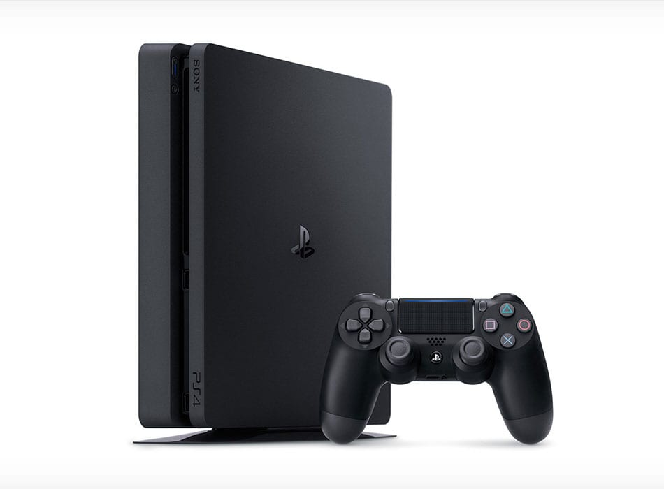 PlayStation 4 Slim Screenshot 1