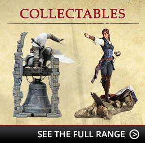 Assassin's Creed Unity Collectables
