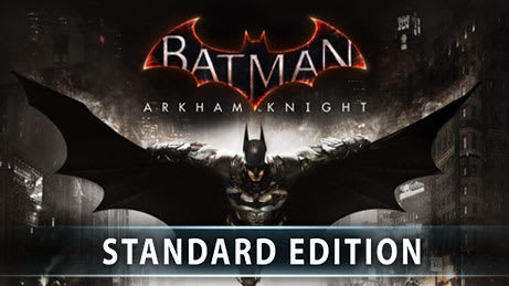 Batman Arkham Knight Standard Edition