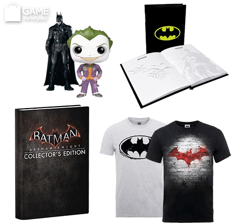 Batman Merchandise & Strategy Guides