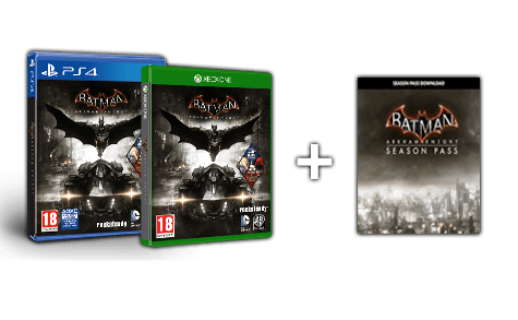 Batman: Arkham Knight Software Bundles
