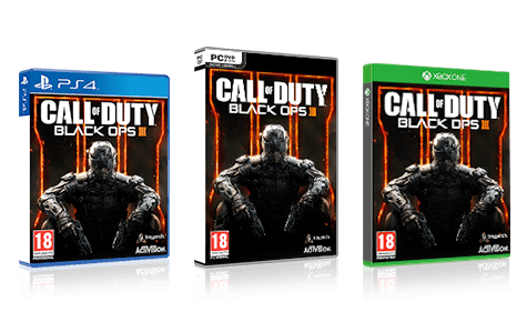 Call of Duty: Black Ops III Standard Edition