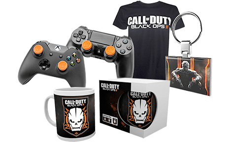 Call of Duty: Black Ops III Merchandise