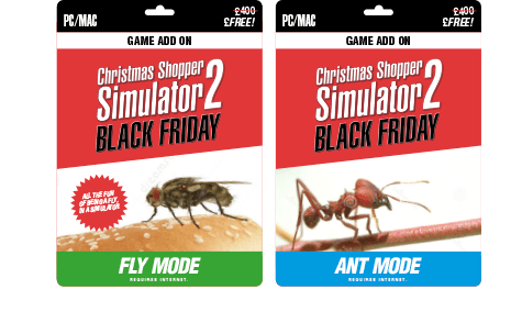Christmas Shopper Simulator 2: Black Friday Add Ons