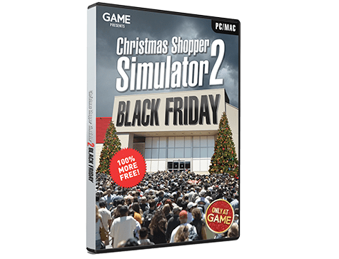 Christmas Shopper Simulator 2: Black Friday - Only at GAME.co.uk