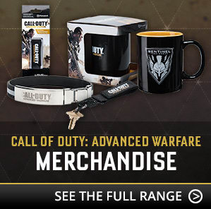 Call Of Duty Advanced Warfare Merchandise
