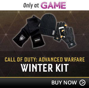 Call Of Duty Advanced Warfare Winter Kit - Only at GAME