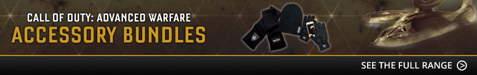Call of Duty: Advanced Warfare Accessory Bundles