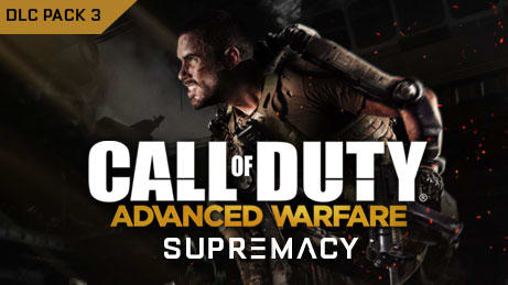 Call of Duty: Advanced Warfare Supremacy Map Pack