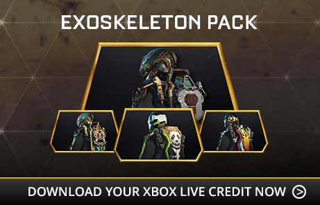 Call Of Duty Advanced Warfare: Exoskeleton Pack