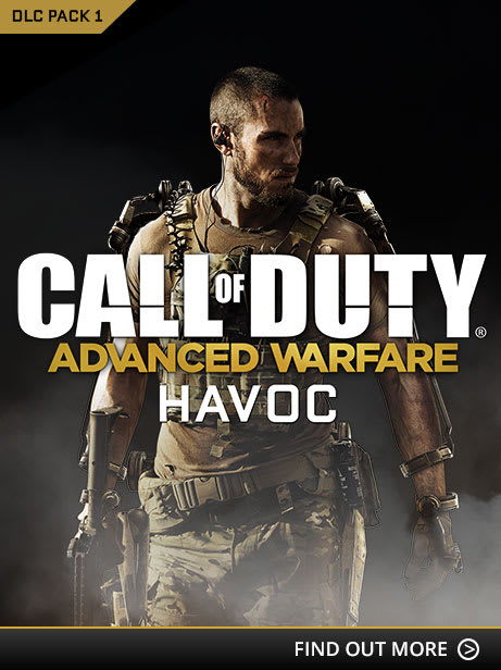 Call of Duty: Advanced Warfare Havoc Map Pack