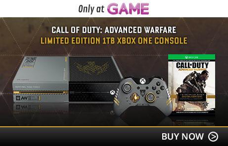 Call of Duty Advanced Warfare: Limited Edition Xbox One Console