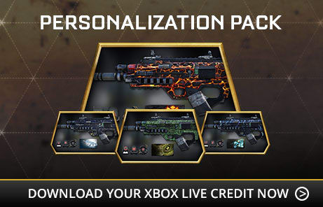 Call Of Duty Advanced Warfare: Personalisation Pack