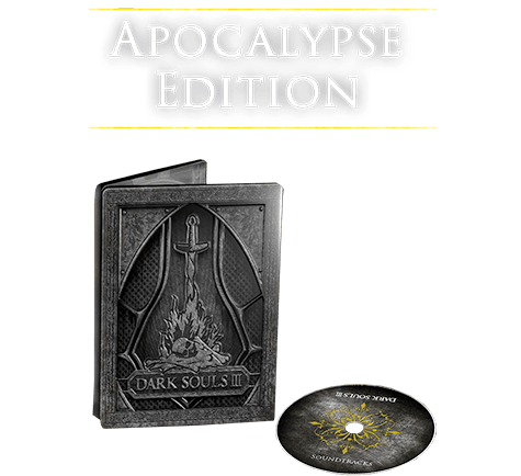 Dark Souls 3 Apocalypse Edition - Only at GAME