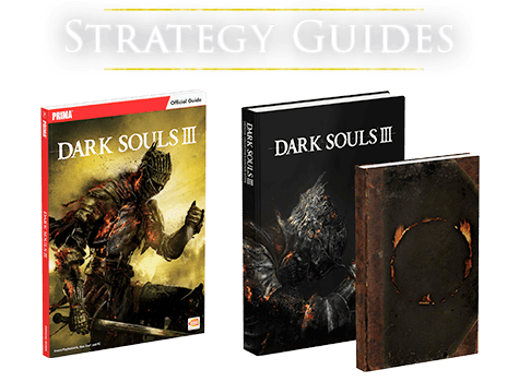 Dark Souls 3 Strategy Guides