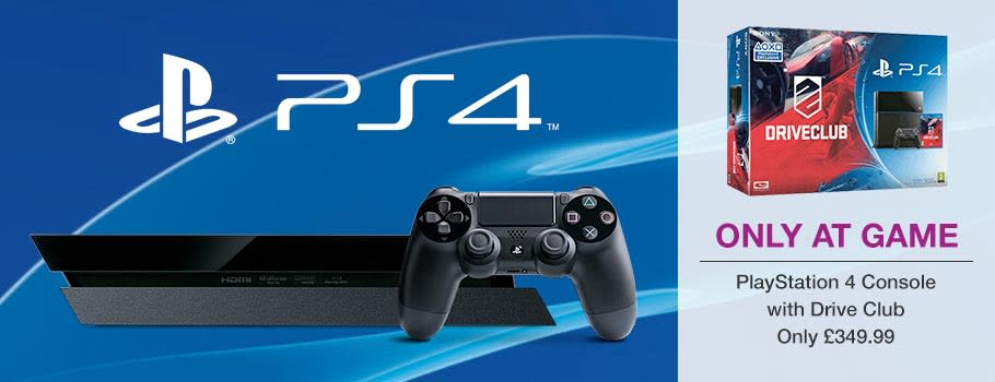 PlayStation 4 Bundles