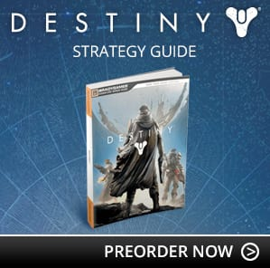 Destiny Strategy Guide