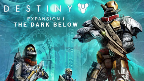 Destiny Expansion Pass, Destiny: The Darkness Below Expansion Pack