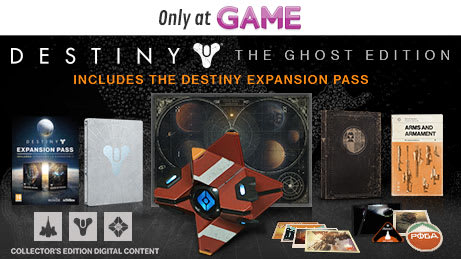 Destiny Ghost Edition - Preorder now!