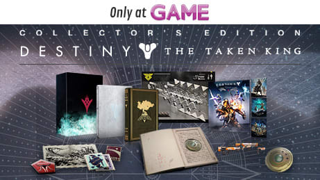 The Taken King Collectors Edition