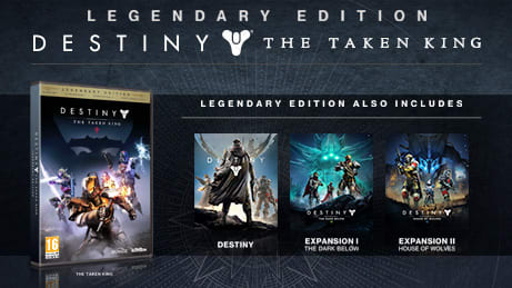 The Taken King Legendary Edition