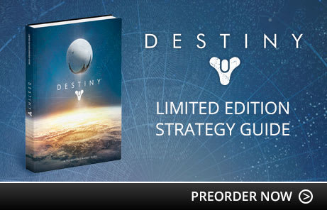 Destiny Collector's Edition Strategy Guide