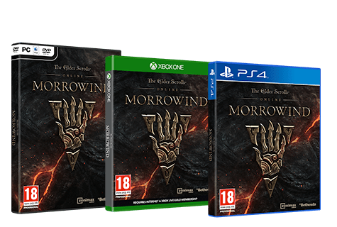 The Elder Scrolls Online: Morrowind Standard Edition