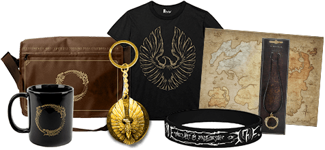 The Elder Scrolls Online: Tamriel Unlimited Merchandise