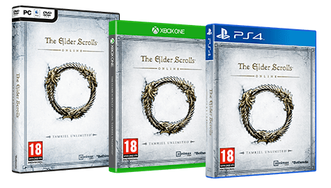 The Elder Scrolls Online: Tamriel Unlimited Standard Edition