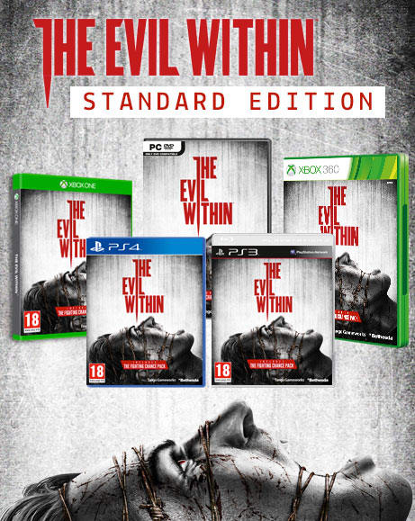 The Evil Within Standard Edition