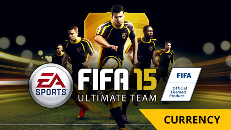 FIFA 15 Ultimate Team Currency
