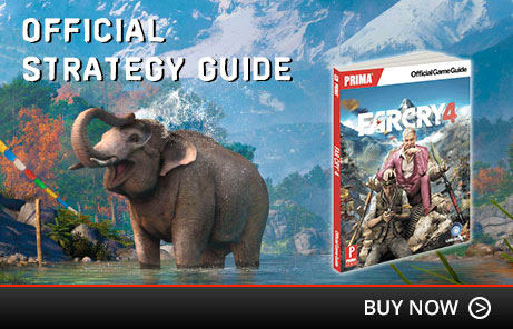 Far Cry 4 Official Strategy Guide