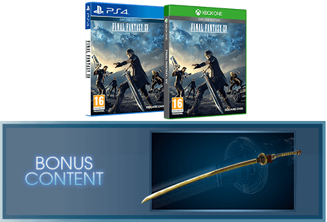 Uncovered: Final Fantasy 15 Deluxe Edition