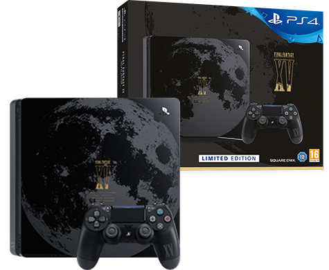 Final Fantasy 15 Only at GAME PS4 Console