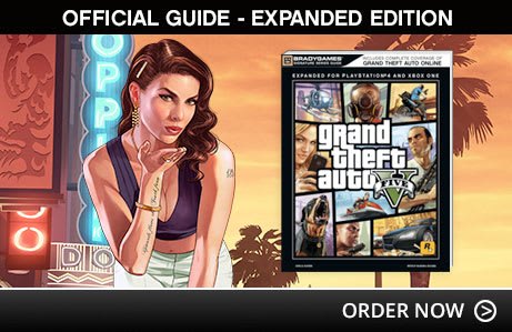 GTA V - Strategy Guide Expanded Edition