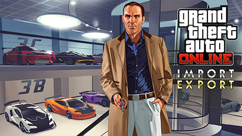 Grand Theft Auto Online - Import/Export