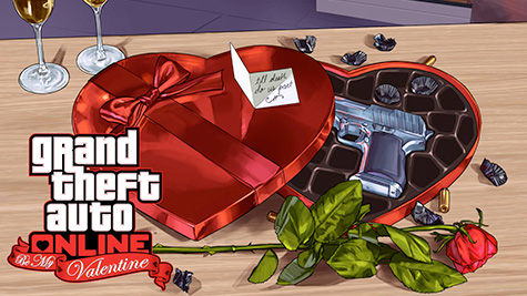 Grand Theft Auto Online - Be My Valentine