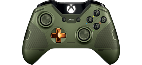 Halo 5: Guardians Limited Edition Xbox One Wireless Controller