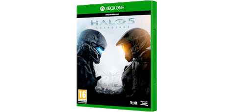 Halo 5 Guardians Standard Edition
